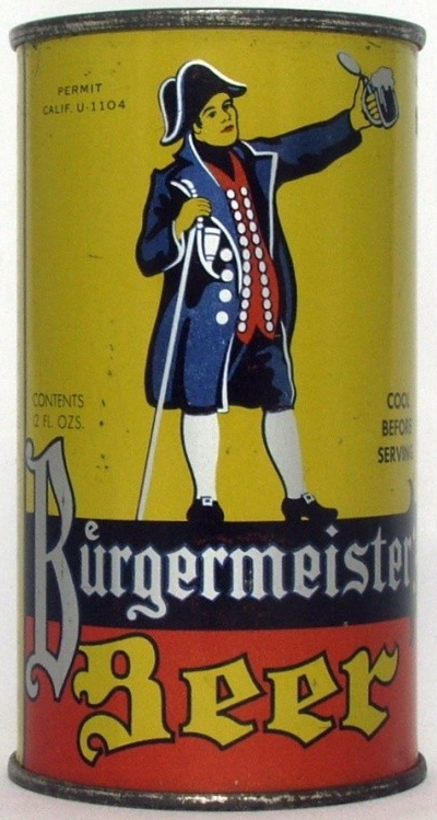 Radio Jingle Moves 1 Million Barrels Of Burgermeister Beer