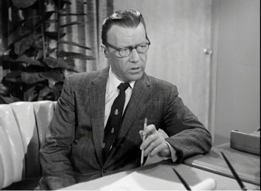Photo of Howard Culver, star of the Straight Arrow radio show